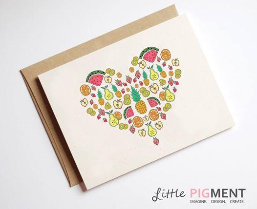 #LoveFruit #Fruit #LittlePigment www.littlepigment.com.au