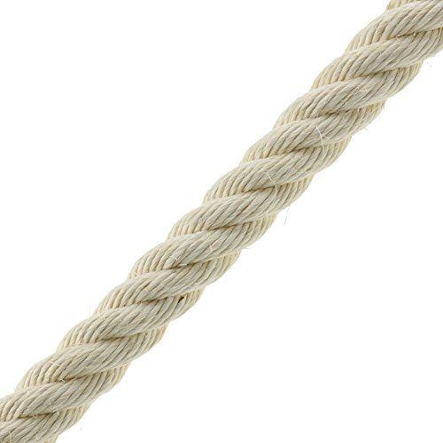 Aus der Kategorie Kratzbäume & -matten  gibt es, zum Preis von EUR 7,98  Sisalseil von Kanirope - hergestellt aus bestem, sehr hellem Madagaskar- Garn. Als Sisal werden die Fasern aus den Blättern einiger Agaven bezeichnet, insbesondere die der Sisal-Agave (Agave Sisalana). Bei der Ernte werden die Blätter am Ansatz abgeschnitten und gebündelt. Im Faseraufschlussprozess werden sie vom eigentlichen Blattgewebe getrennt, ausgekämmt und ausgeschlagen. Die zu Garn versponnenen Fasern werden…