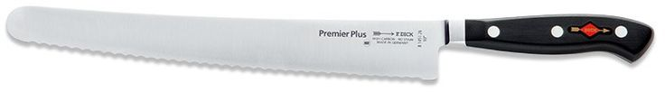 F.Dick Premier Plus Eurasia Series - Utility Knife Serrated 10 inch