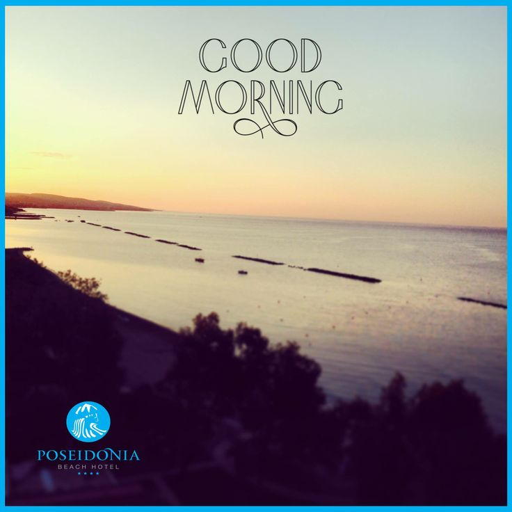 #GoodMorning... How about #wakingup to this #Breathtaking #View...#Sunrise #Colours from the #Balcony of Poseidonia Beach Hotel! #Mediterranean #Sea and #Limassol #Bay..#KickStart the #Day on a #HighNote! #Cyprus #Limassol — at Poseidonia Beach Hotel.