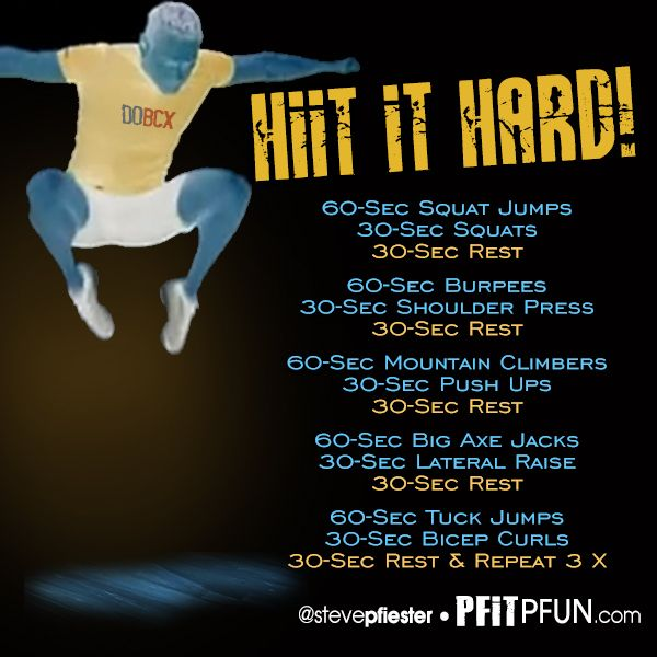 17 best ideas about 30 minute hiit workout on pinterest