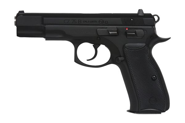 CZ-USA CZ 75 B Ω (Omega) - CZ-USA Speed up and simplify the pistol loading process  with the RAE Industries Magazine Loader. http://www.amazon.com/shops/raeind