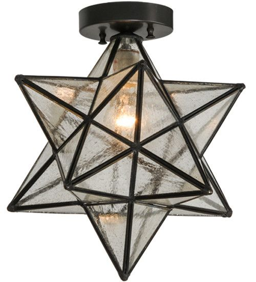 Moravian Star 1 Light Flush Mount - Best 25+ Moravian Star Light Ideas On Pinterest Star Lights