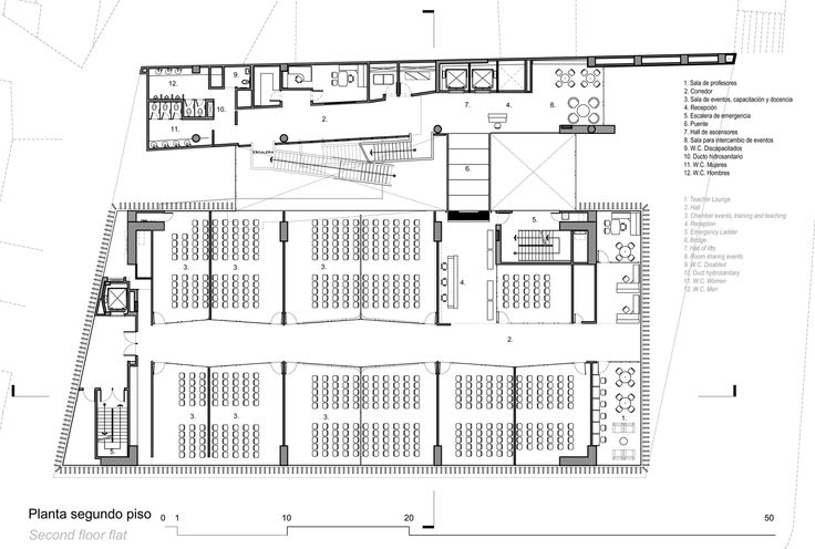 Galeria - Edifício Câmara de Comércio Sede Chapinero / Daniel Bonilla Arquitectos - 8