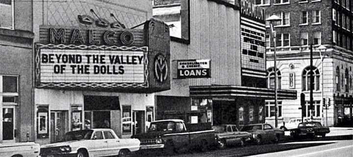 Movie theater valley of the dolls jackson tennessee