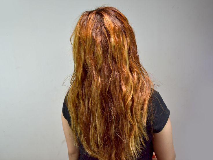 How to Get Big, Bouncy Curls
