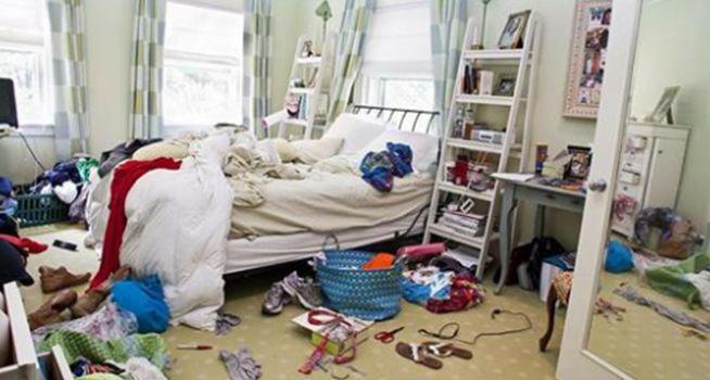 Resultat d'imatges de habitacion desordenada | Habitación ...