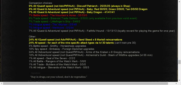 Serial reincarnation - Sword strategy, gold use priority | Game of Thrones Ascent Forums