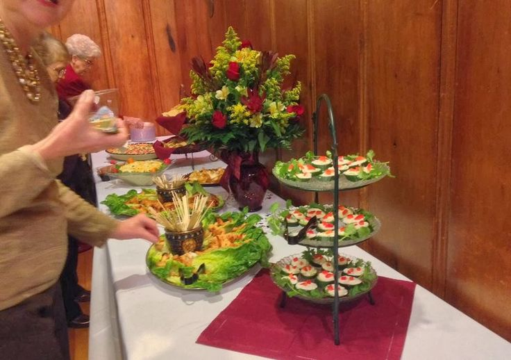 Canopy Rose Catering Company 850-539-7750