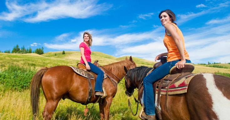 Horseback Riding | The Historic Reesor Ranch