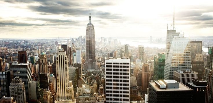 I've always wanted to go shopping in New York City!! Or maybe just window shop.And see Central Park.