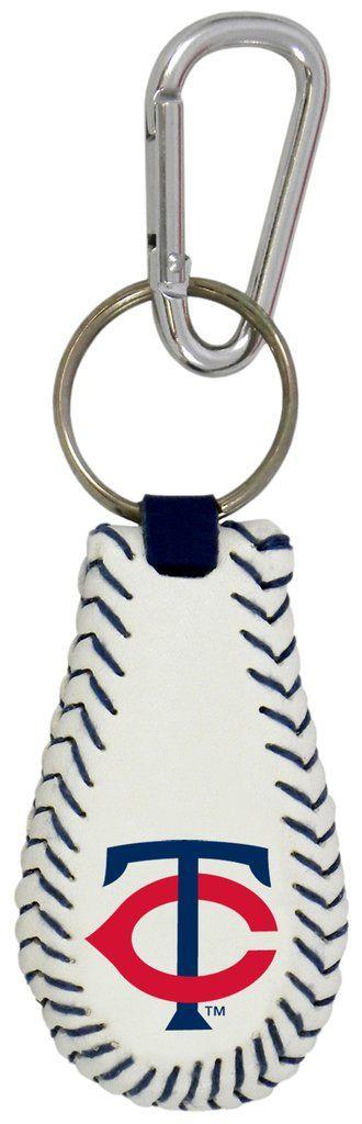Minnesota Twins Keychain - Classic Baseball