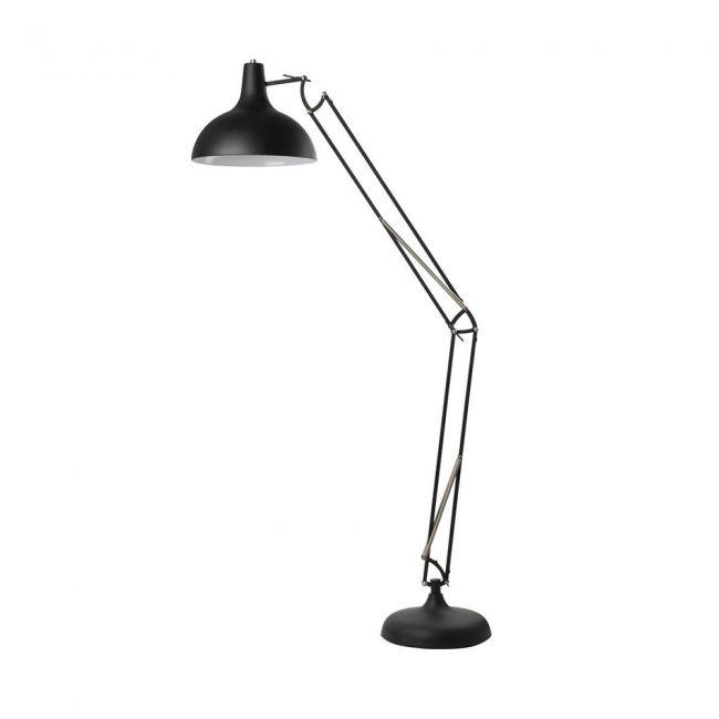 Zuiver Staande lamp Office zwart