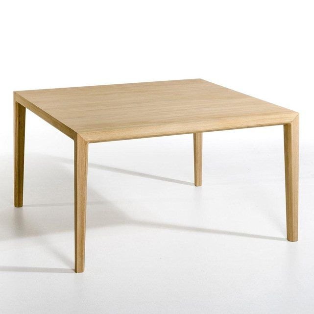 Table carr e nizou design emmanuel gallina am pm la redoute mobile salle - Emmanuel gallina ampm ...