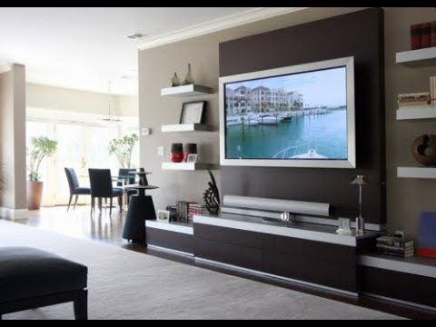 Wall Mount Tv Stand Cabinets Ideas