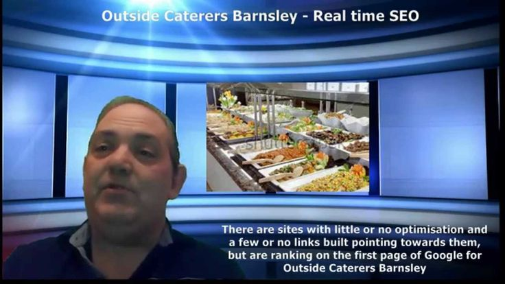 Outside Caterers Barnsley   Follow this SEO Project as it happens