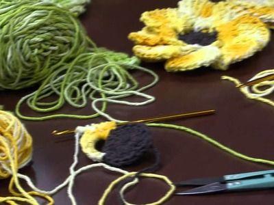 Resultado de imagem para como montar tapetes de croche com figuras geometricas