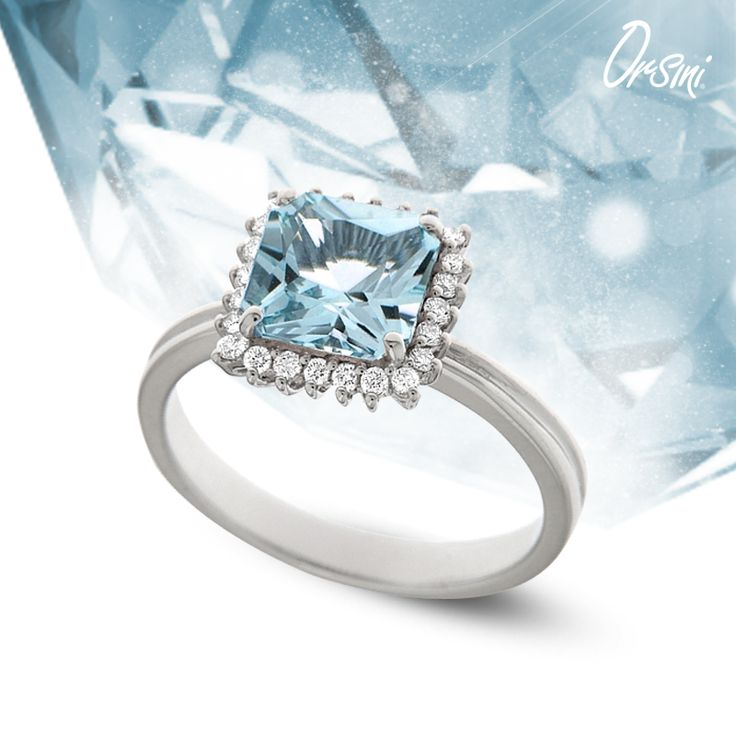 Sapevi che ci sono Paesi in cui l'anello di fidanzamento è con l'acquamarina?    Scopri la nostra #jewelrycollection con #acquamarina nei semipreziosi di #OrsiniGioielli