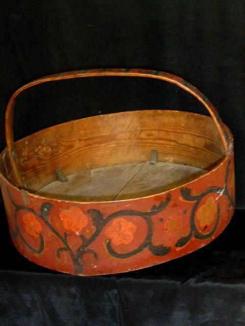 bread basket.Original paint.