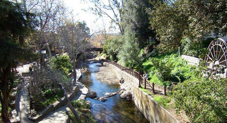 Downtown san-luis-obispo-creek