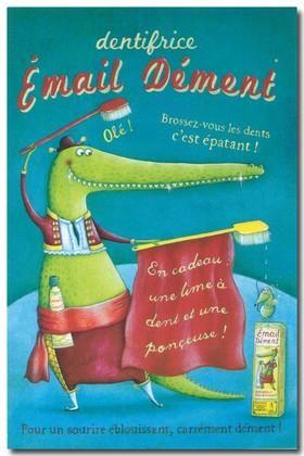CARTES D'ART > PIU Amandine > PIU Email dément - e-mages - La carterie d art