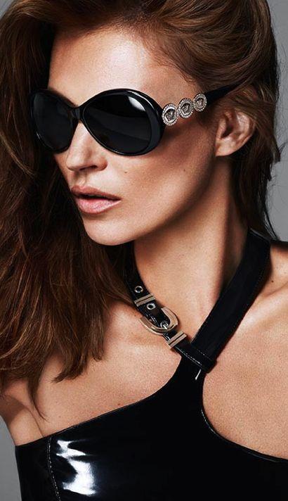 3 Medusa Heads Are Better Than 1: Meet Versace's New Line of Eyewear