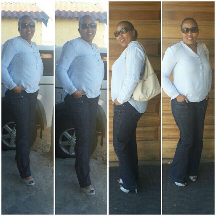 Jeans represent democracy in fashion
