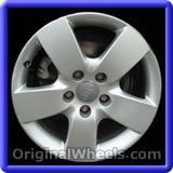 Audi A6 2004 Wheels & Rims Hollander #58753 #Audi #A6 #AudiA6 #2004 #Wheels #Rims #Stock #Factory #Original #OEM #OE #Steel #Alloy #Used