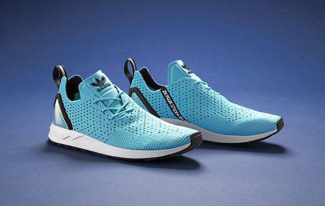 adidas ZX Flux Racer ASYM Primeknit | SneakerFiles