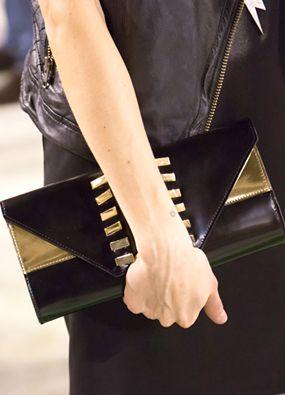 Inspiration-Corti  Artist Donald Judd & Corti Milano Clutch Bag Emmina T  #bag #clutch #cortimilano #luxury #madeinitaly