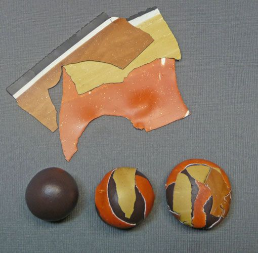 17 best images about polymer clay tutorials for me on for Paper clay projects