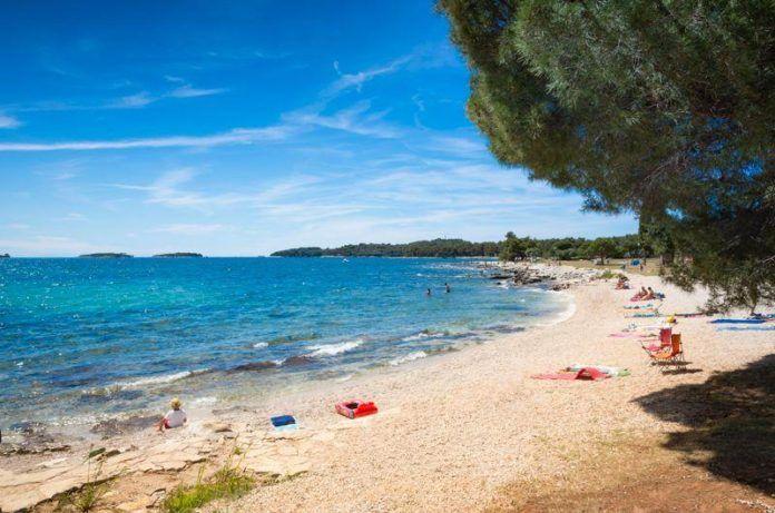 39 Strande In Istrien Kroatien Beschrieben Und Bewertet Istrien