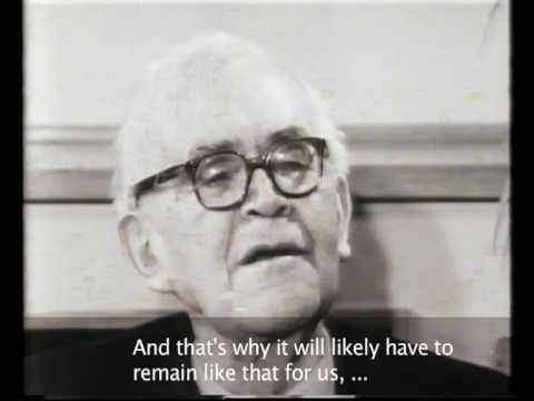 Karl Barth - On Revelation - YouTube