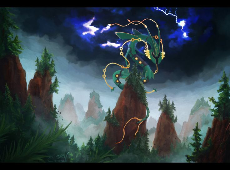 85 best images about rayquaza on pinterest pokemon pokemon trainers and posts - Pokemon rayquaza mega evolution ...