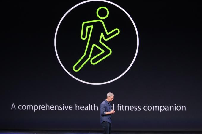 A comprehensive health and fitness companion will be included in the new iPhone 6