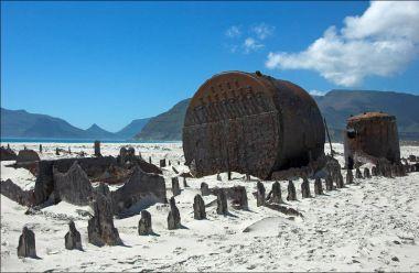Cape Town shipwrecks - Cape Town Tourism