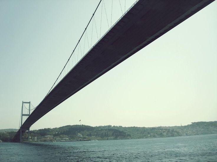 Bosphorus Bridge by mircea.fotograf.az