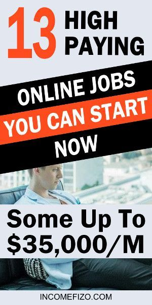 13 Online Jobs To Make Money Online Fast – #earn #…