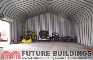 Metal Storage Buildings | Steel Storage Buildings by Future Buildings | Future Buildings