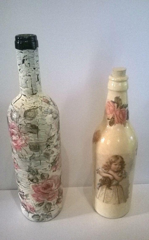 Handmade Decorated Bottles 2