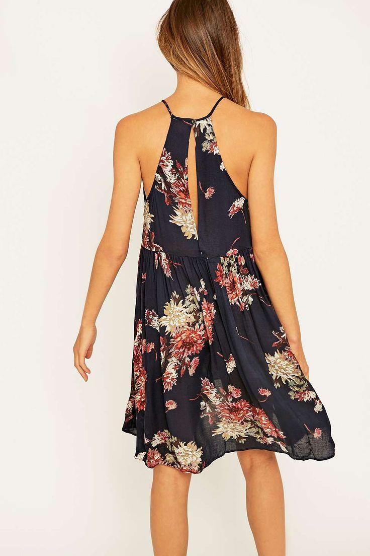 Kimchi Blue Florence Floral Dress