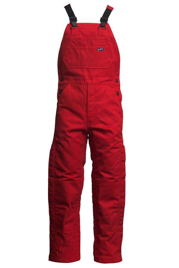12oz. FR Insulated Bib Overalls | 100% Cotton Duck
