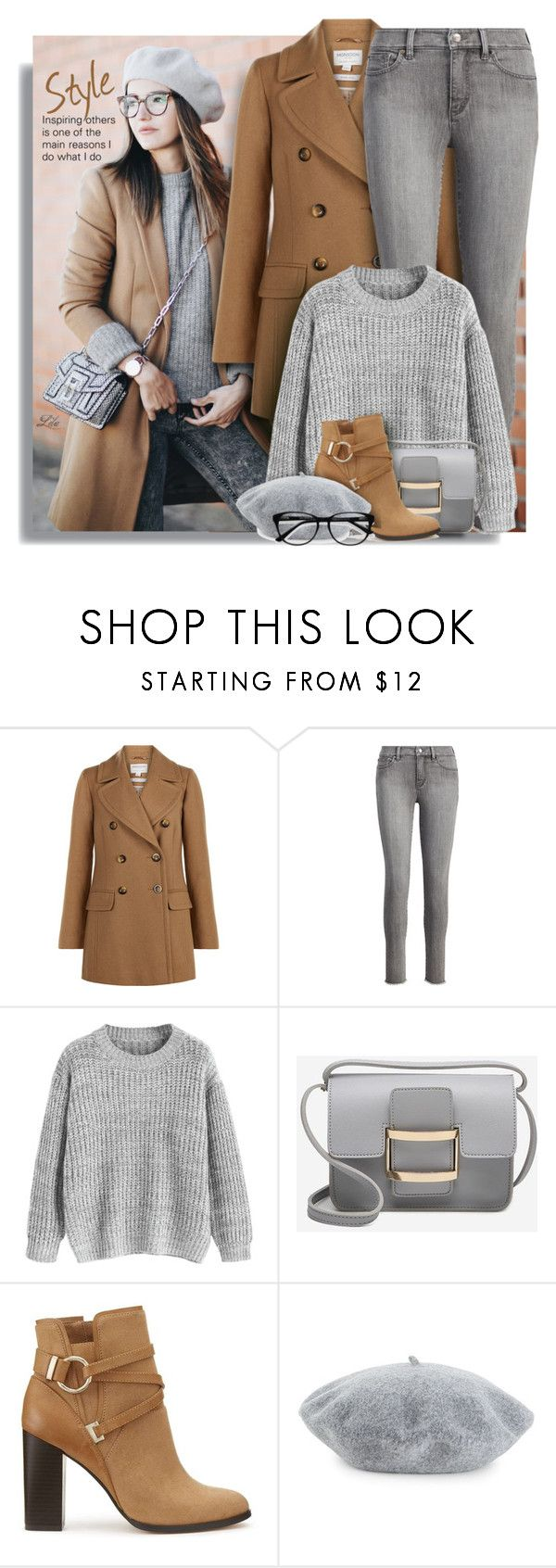 """Get the look - Alexandra Pereira"" by breathing-style ❤ liked on Polyvore featuring Monsoon, Miss Selfridge, Helene Berman and EyeBuyDirect.com"