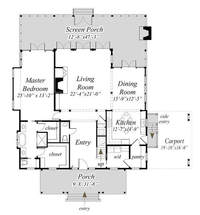 Southern Living Home Summit Buchanan Construction Southern Living Homes Southern Living House Plans Farmhouse Plans