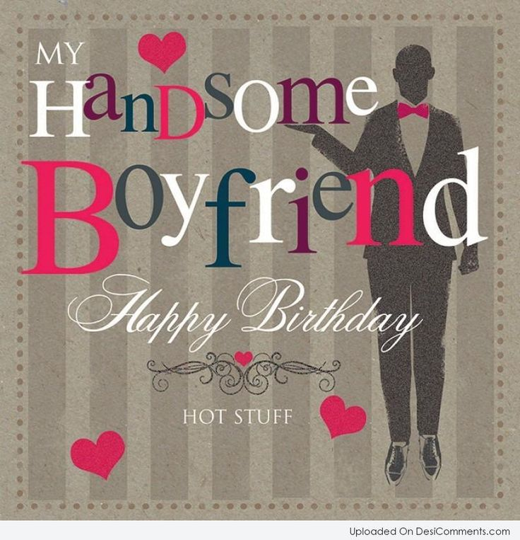 Get Free Happy Birthday Quotes for Boyfriend and Happy B'day Love Images, Photos, Pics, HD Wallpaper, Online Wishes, Quotes, SMS, Text Messages, Sayings.