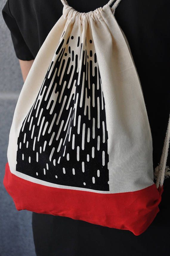 Drawstring backpack, Drawstring bag, Drawstring gym bag, Girls sports bag, Personalised bag, School bag, Swim bag, Mini backpack, Sack bag #fashion #fashionblogger #bags #boho #bohostyle #tote #totebag #style #styleblogger #fashionista