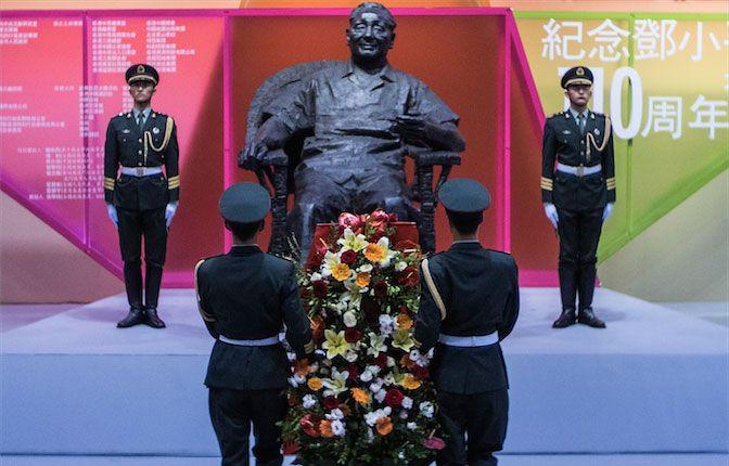 Elogios a ex-líder sugere nova direção para China | #CampanhaAnticorrupção, #CultoàPersonalidade, #CultoAoLíder, #ExpurgoPolítico, #JiangZemin, #LutaPeloPoder, #MatthewRobertson, #PartidoComunistaChinês, #XiJinping