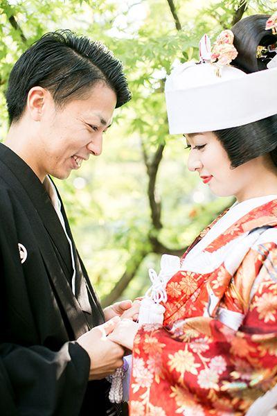 日本だからこそ叶う♡ 憧れの《日本髪 × 角隠し》で撮影をした素敵ショット*全30枚   ZQN♡   ページ2