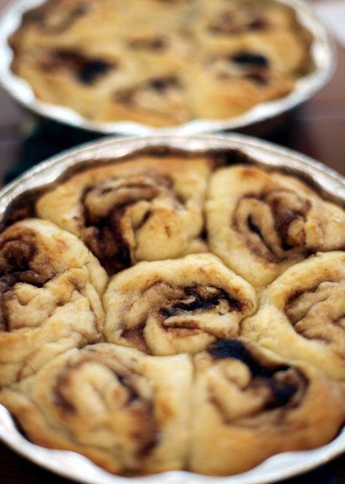 Pioneer Woman's Cinnamon Rolls ~ sinfully sweet rolls of cinnamon ...
