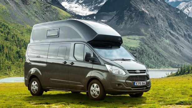 Westfalia is more than just Volkswagen campers. Another staple is its Ford Nugget, which is now growing a little larger with the introduction of the Nugget Plus. The new model takes the Nugget to the next level of comfort and convenience, using its extra size to carry a half bathroom.​